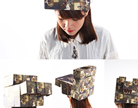 Cube Transformation Hat Project