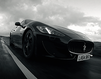 Maserati - Wherever you go, choose the longest road.
