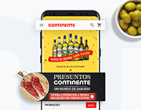 Continente - Android app