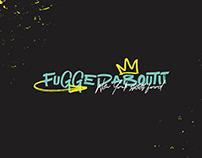 FUGGEDABOUTIT! - New York Street Food   Branding