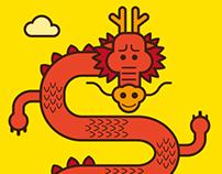 12 CHINESE ZODIAC