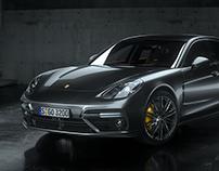 Porsche Panamera Launch 2016