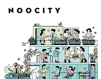 Noocity Illustration Universe