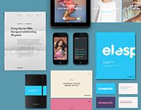 Elespacio — Brand update 2015