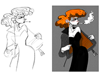 Sketches and warm-ups