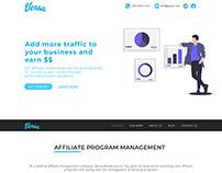 Affiliate programs webdesign