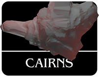 Cairns | Connecting Virtual Reality & Physical Space