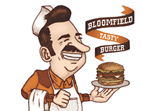 BLOOMFIELD TASTY BURGER