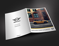 MINI Laval Pocket Folder