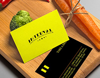 INTERVAL- brand identity