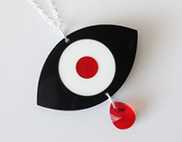 Spooky Eye Necklaces