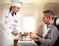 TURKISH AIRLINES - FLYING CHEFS