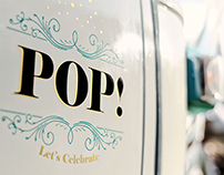POP! Mobile Bubbly Bar