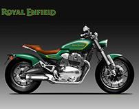 ROYAL ENFIELD BBR 650
