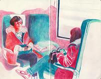 Al tren II