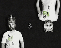 Kings & Foxes - website & logo design