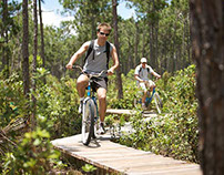 Grand Bahama Island - Biking Adventure