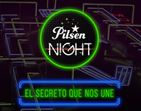 Pilsen Night - El Secreto Que Nos Une