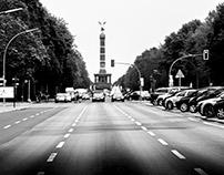 Berlin / monochrome