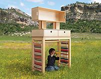 Ergokids, mobiliario infantil
