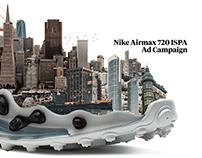Nike Airmax 720 ISPA Ad Campaign