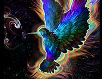 Psyche hummingbird