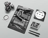 Diseño para muestra fotográfica