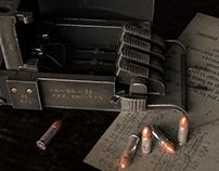 Buckle gun