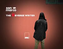 The Reverse Writer | Colorificio San Marco