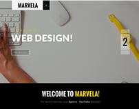 MARVELA | Agency/Portfolio Multi-Purpose WP Theme