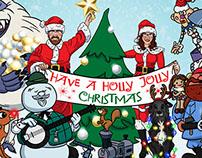 Landry Christmas Card 2014
