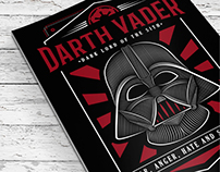 Darth Vader - Poster Old Style