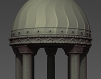 Circular Temple