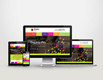 Display Pro - Branding & Website