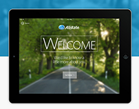 Allstate Lead Generation iPad App