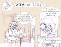 Vita con Lloyd (testi di Simone Tempia)