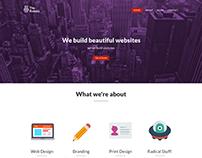 The Robots - Web Design