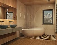 Amano bedroom