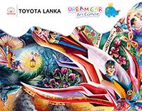 Toyota Dream Car 2018 - Brand Identity