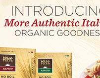 Bella Terra Gourmet News Ad