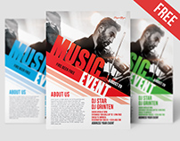 Free Event Flyer Templates