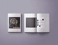 G-SHOCK catalogue