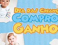+QBaratinho - Dia das Crianças
