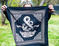 Starboard and Port bandana