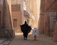 Shibam, Yemen 3D