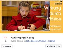 Vortrag bei Betterplace Frankfurt am 03.07.2017