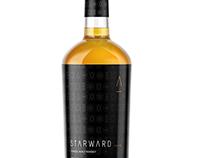 Starward Whisky Label Designs