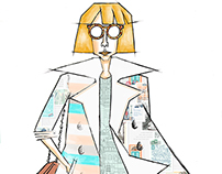 Quirk Box: Fashion Illustration