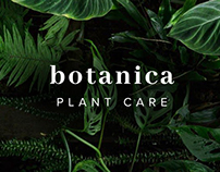 Botanica - plant care app