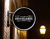 La Distillerie - Cocktail bar